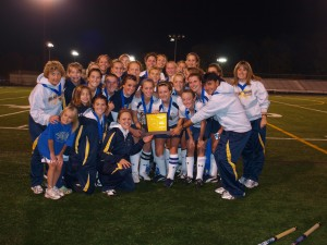 2009 L-L league field hockey champions