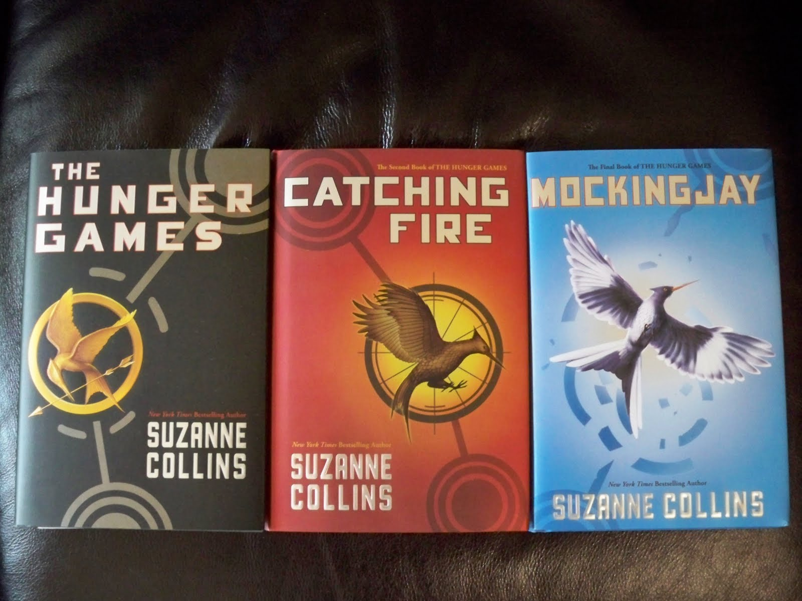 second book in hunger games