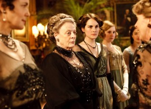 Downton Abbey has returned to the U.S. airwaves.