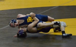 Penn Manor wrestlers finished at 12-8, beating their goal by two wins.