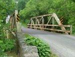The Eckman Road bridge is closed for repairs. (Photo from bridgehunter.com)