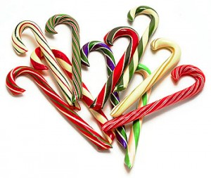 FCCLA is selling candy cane Candy Grams, which come in peppermint or fruity flavors. The cost is one for $ .50 or three for $1.